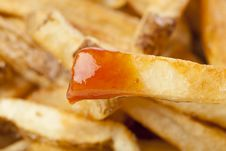 Free A Group Of Hot French Fries Stock Images - 20058554