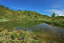 Free Mountain Lake Stock Images - 20058604