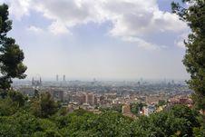 Free Barcelona Royalty Free Stock Photo - 20059655