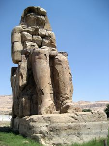 Coloss Of Memnon