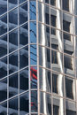 Free External And Glass Reflection Of Modern Building Stock Photography - 20061942