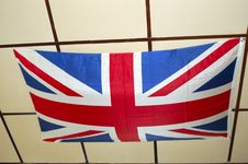 Free Flag Of England Royalty Free Stock Image - 20060186