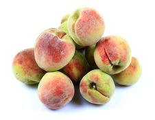 Free Ripe Apricots Royalty Free Stock Photography - 20060387