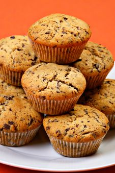 Free Muffins Royalty Free Stock Photo - 20060445