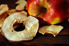 Free Apple Chips Royalty Free Stock Photography - 20060707