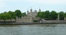 Free The Tower Of London In England Stock Image - 20061131