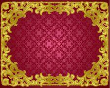 Free Ornate Frame Stock Image - 20061861