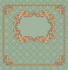 Free Retro Frame Stock Photo - 20061870