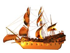 Free Sailing Boat Stock Image - 20062151