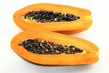 Free Papaya Stock Image - 20062461
