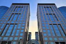 Free Office Building,Beijing,China Royalty Free Stock Photos - 20062588