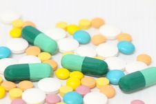 Free Drugs Royalty Free Stock Photo - 20062915