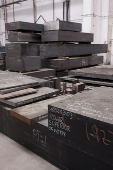 Free Steel Blocks Stock Photos - 20065173