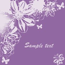 Free Floral Royalty Free Stock Photos - 20066148