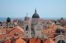 Free Old Town Of Dubrovnik Royalty Free Stock Images - 20066319
