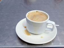 Free Cuppa Coffee Royalty Free Stock Image - 20067376