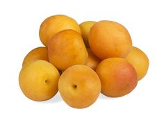 Free Apricots. Stock Photography - 20068442