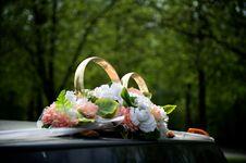 Free Wedding Rings Royalty Free Stock Photos - 20068698
