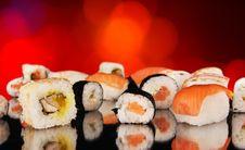 Free Sushi Stock Image - 20069011