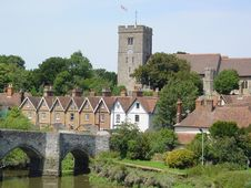 Free Aylesford Village, Kent UK Stock Images - 20069214