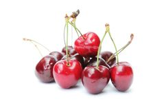 Free Red Cherries Royalty Free Stock Photo - 20069815