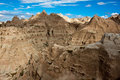 Free Sandstone In Badlands, South Dakota Stock Photo - 20078470