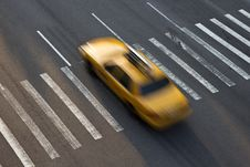 Free New York Taxi Stock Image - 20070741