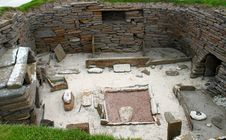 Free Skara Brae - Scotland Neoliphic Village Stock Image - 20071791
