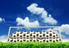 Free Goal Stock Image - 20072581