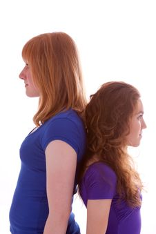 Free Two Friends Stock Photography - 20073532