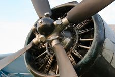 Free Propeller Royalty Free Stock Images - 20074399