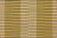 Bamboo Curtain Pattern Stock Photos