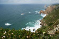 Free Cabo Da Roco - Portugal Royalty Free Stock Photography - 20075777
