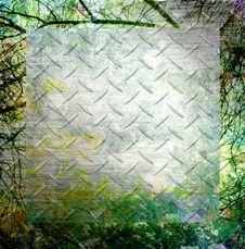 Raster Grunge Background Royalty Free Stock Image