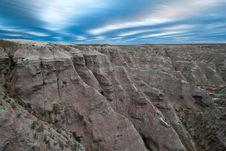 Free Badlands, South Dakota. Sunrise Stock Photo - 20078430