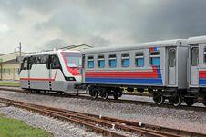 Free Small Train Stock Image - 20078511