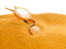 Free Glasses. Stock Photography - 20078712