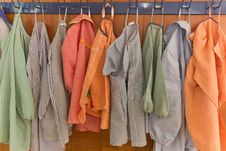 Free School Gowns Stock Image - 20078901