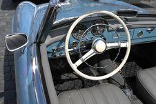 Free Oldtimer Car Interior Stock Photos - 20079253
