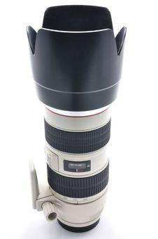 Free Camera Telephoto Lens Royalty Free Stock Photos - 20079268