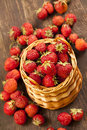 Free Strawberries In A Basket Royalty Free Stock Image - 20080036