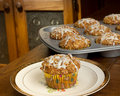 Free Apple Muffins Royalty Free Stock Photography - 20087347