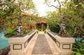 Free Garden On  Tropical Resort (Bali, Indonesia) Stock Photos - 20089793