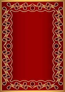 Free Decorative Frame. Royalty Free Stock Photos - 20080518
