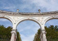La Colonnade, Versailles Castle, France. Royalty Free Stock Photos