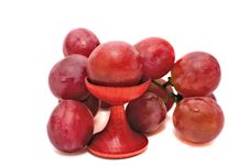 Free Red Grapes. Royalty Free Stock Photos - 20081468