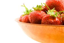 Free Red Strawberry Royalty Free Stock Images - 20083989