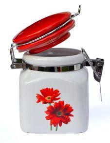 Free Porcelain Pot Stock Photo - 20084640