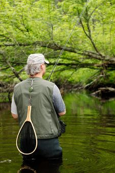 Free Fly Fishing Stock Images - 20085164