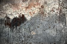 Texture Of Grunge Old Wall Stock Photography